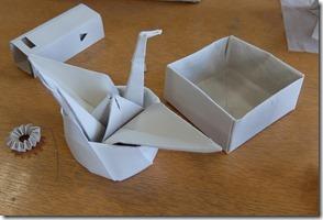 折り紙陶器